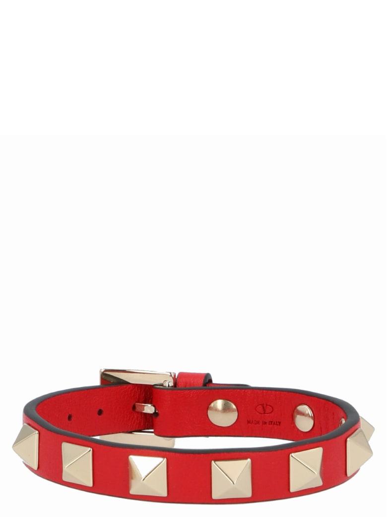 Valentino Garavani 'rockstud' Bracelet - Multicolor