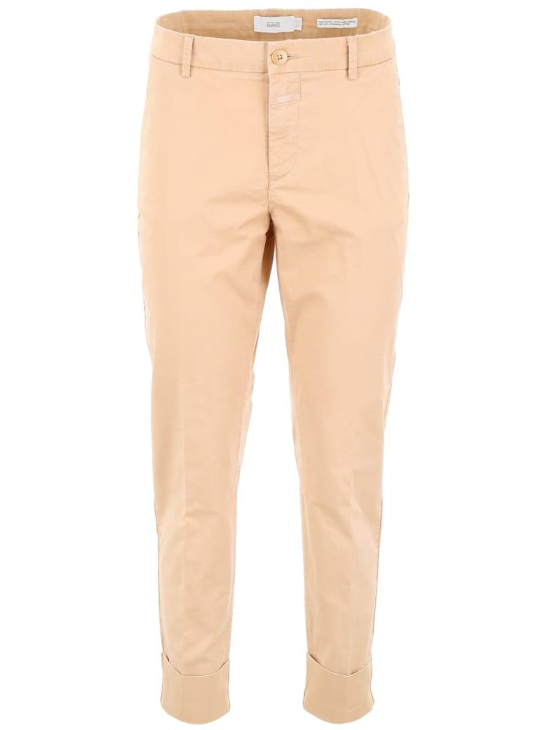 Closed Stewart Chino Trousers - SAHARA (Beige)