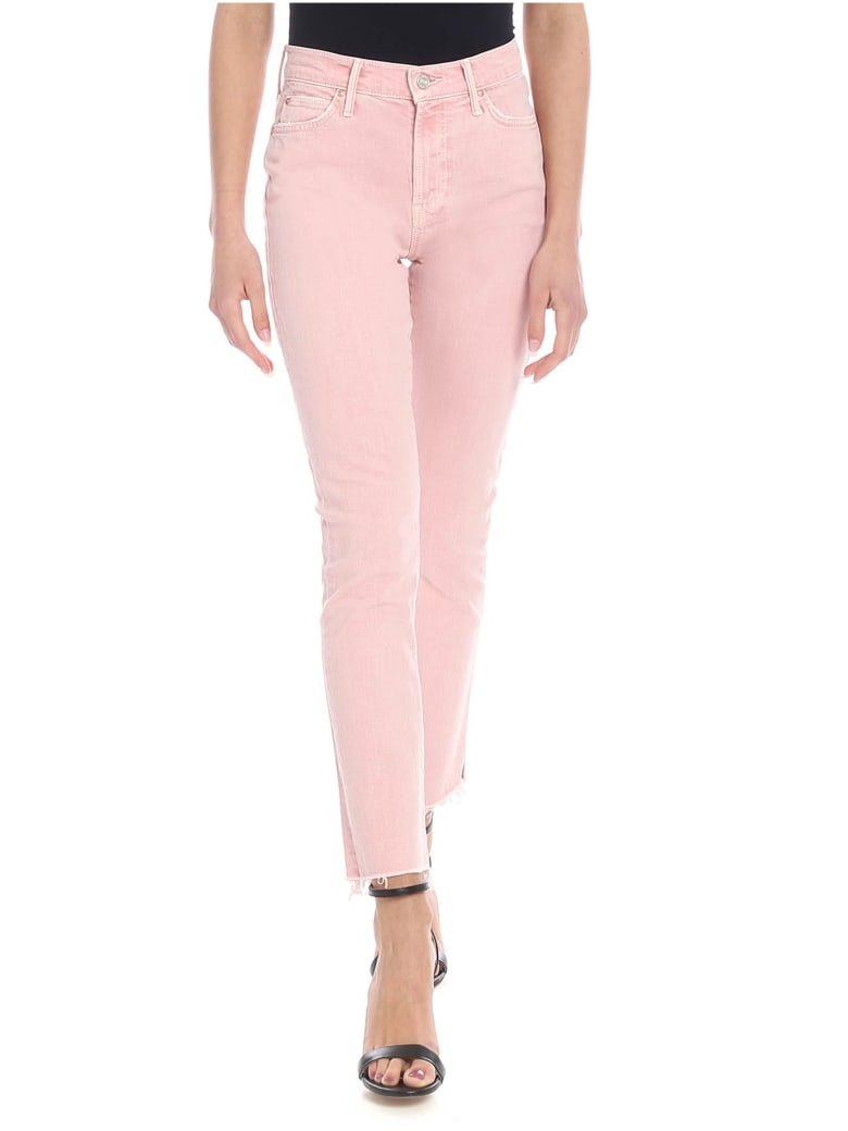 Mother - Jeans - Pink