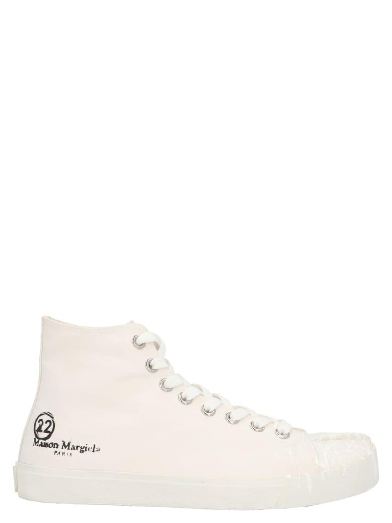 Maison Margiela 'tabi' Shoes - White