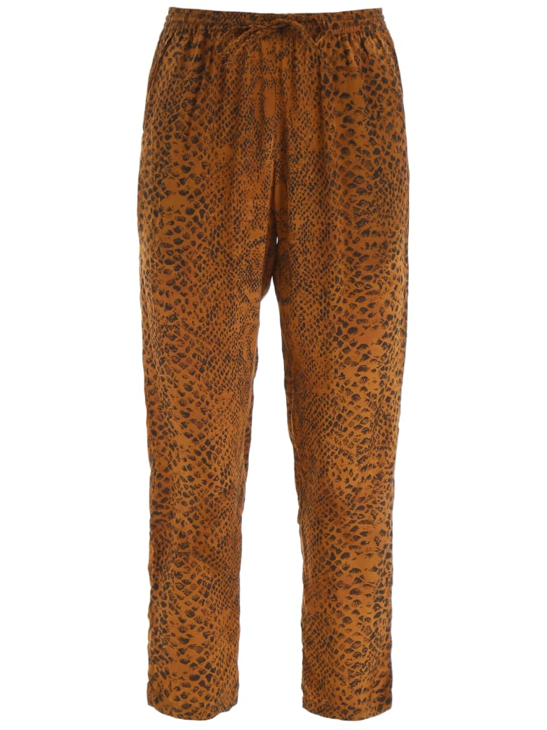 Mes Demoiselles Kung Trousers - OCRE (Brown)