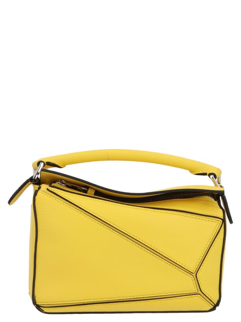 Loewe 'puzzle' Bag - Giallo