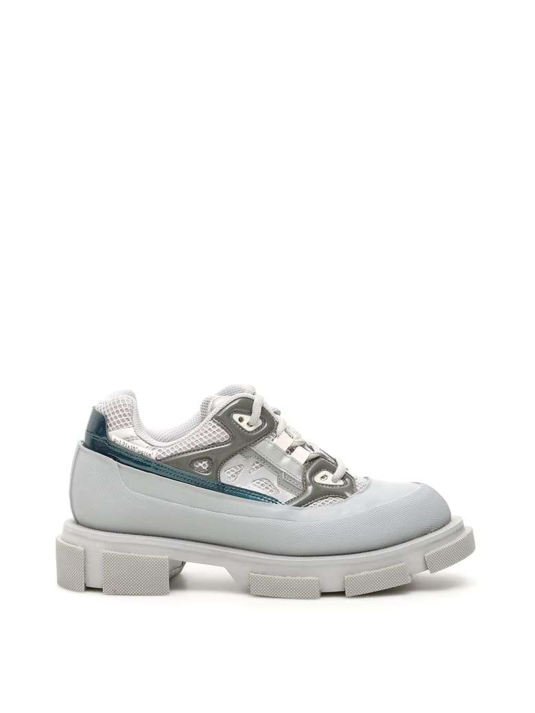 Both Gao Runner Sneakers - SILVER SILVER PEARLY (Grey)
