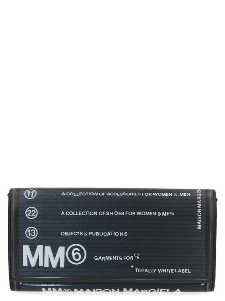 MM6 Maison Margiela Wallet - Black