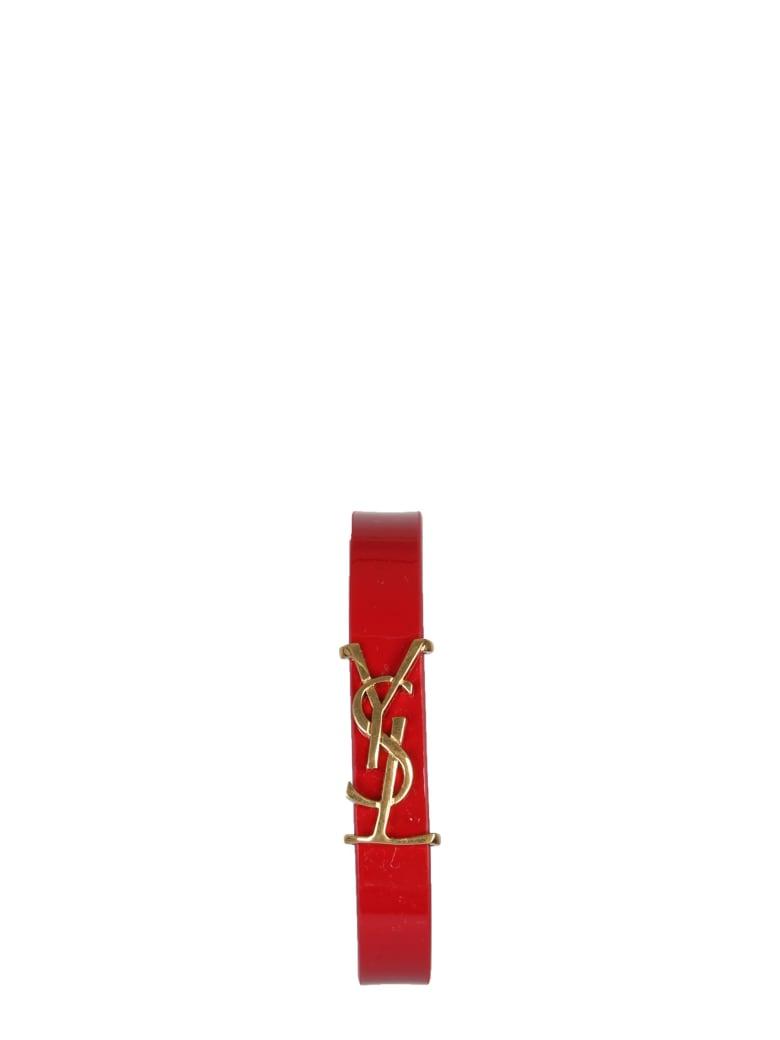Saint Laurent Opyum Bracelet - ROSSO