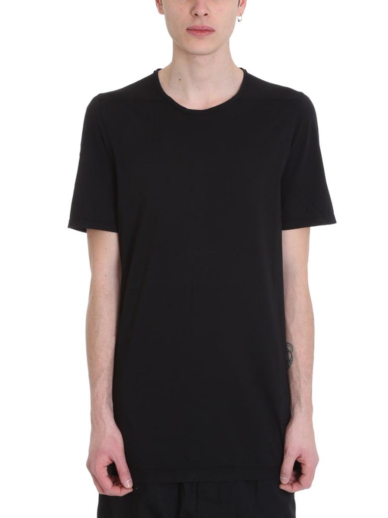DRKSHDW Black Cotton T-shirt - black