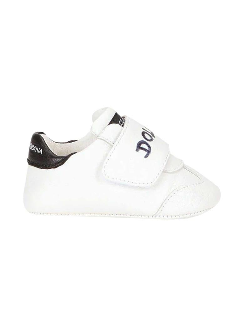 Dolce & Gabbana White Sneakers - Bianco