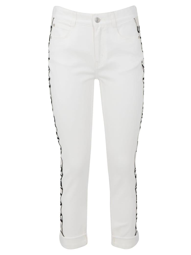 Stella McCartney Jeans - Organic white