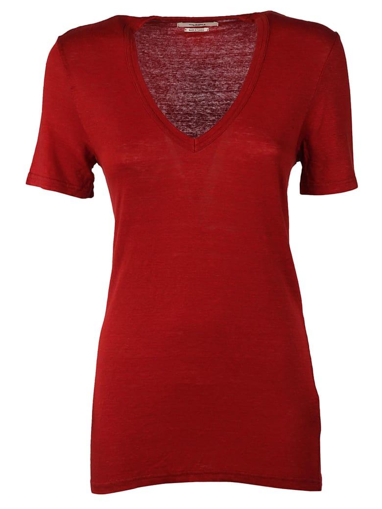 Isabel Marant Kranger T-shirt - Red