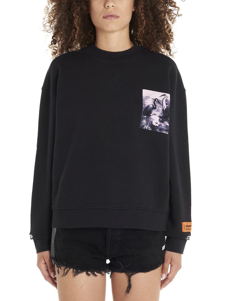 HERON PRESTON Sweatshirt - Black