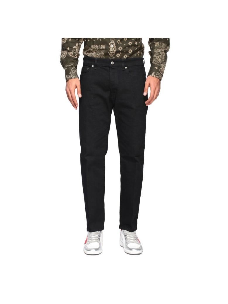 Golden Goose Jeans Golden Goose Jeans In Skinny Denim - black