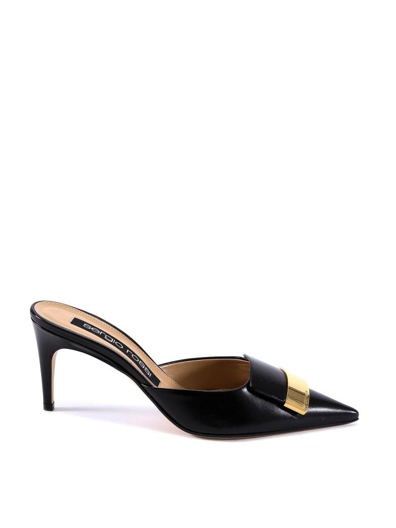 Sergio Rossi Sr1 Shoes - Black