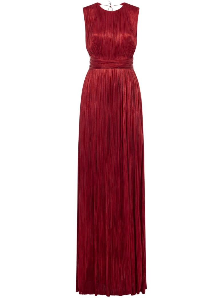 Maria Lucia Hohan Adela Long Dress - Red