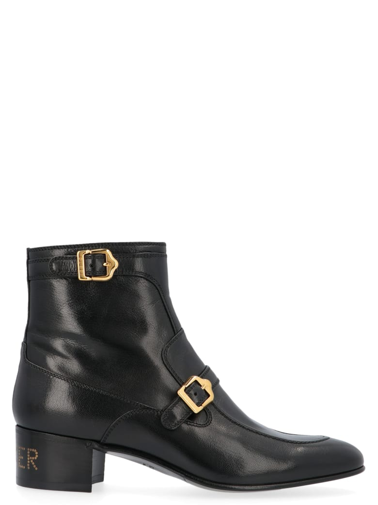 Gucci 'ebal' Shoes - Black