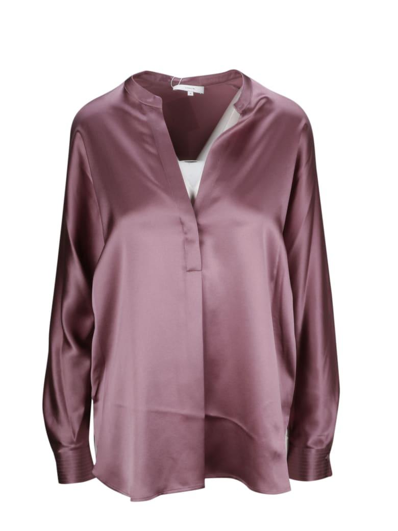 Vince Shirt - Pink & Purple