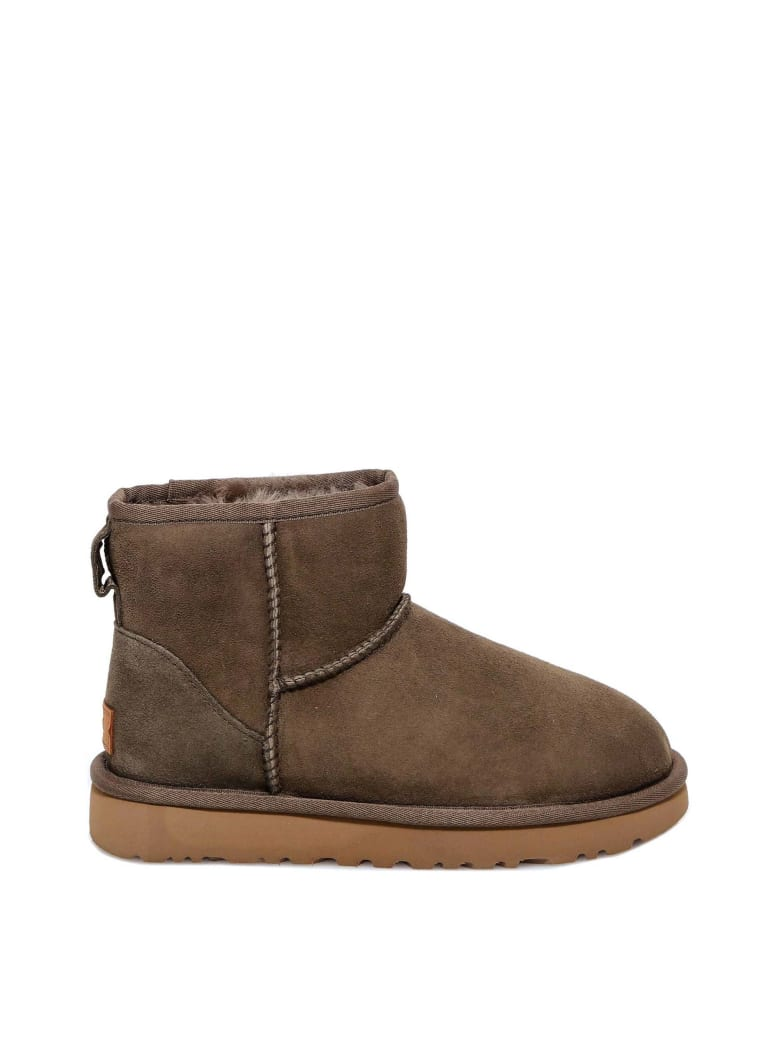 UGG W Classic Mini Ii Boots - Brown