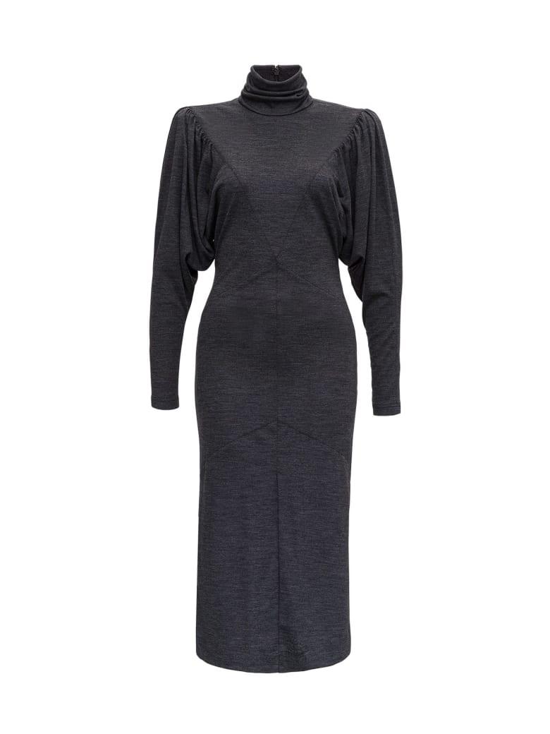 Isabel Marant Genia Dress - Grey