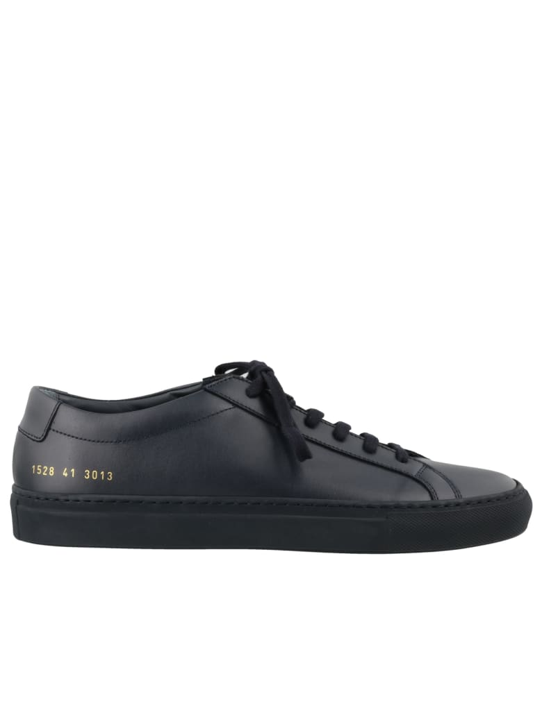 Common Projects Original Achilles Low Sneakers - Navy
