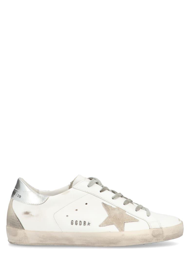 Golden Goose 'super Star' Shoes - White
