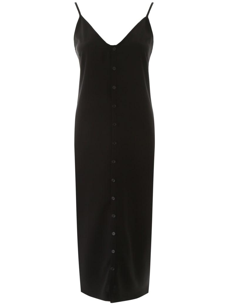 Maison Margiela Buttoned Dress - BLACK (Black)