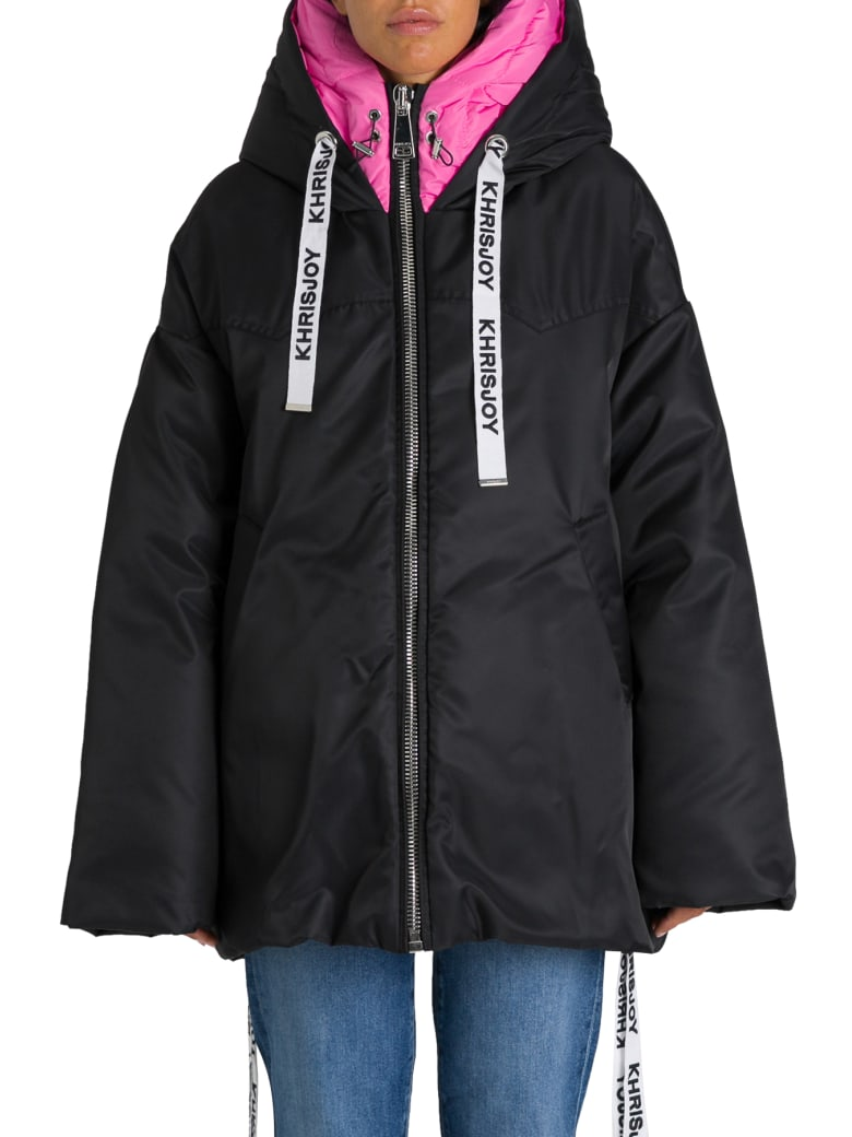 Khrisjoy New Joy Down Jacket - Nero