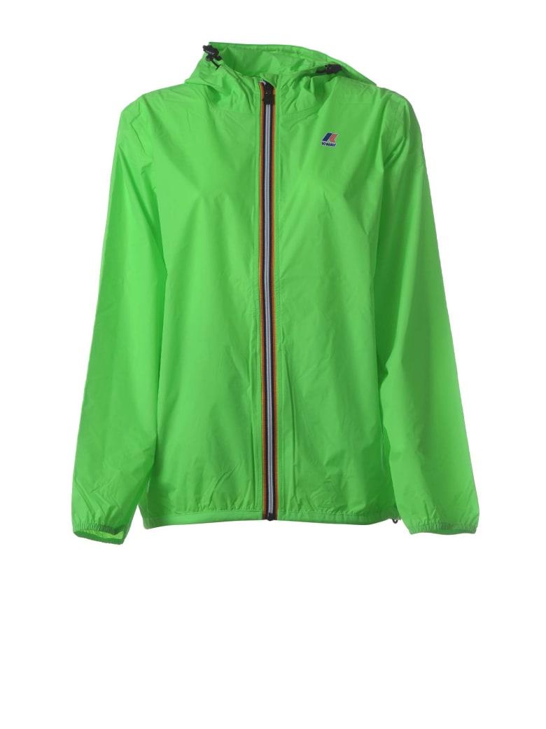 hot sales arrives differently K-Way K-way Windproof Jacket