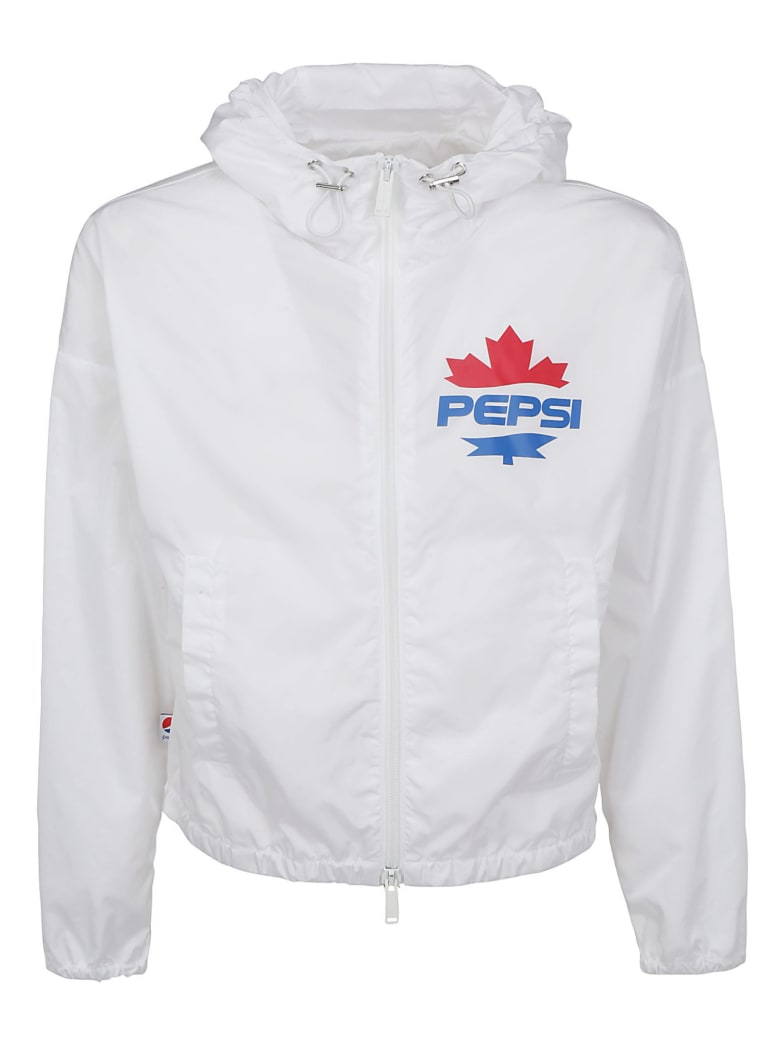 Dsquared2 Jacket - White