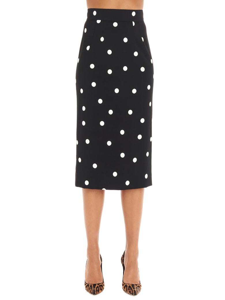 Dolce & Gabbana Skirt - Black&White