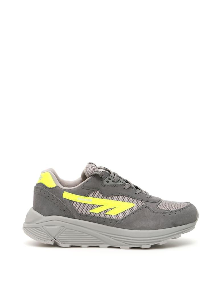 Hi-Tec Unisex Hts Shadow Rgs Sneakers - GREY NEON YELLOW (Grey)