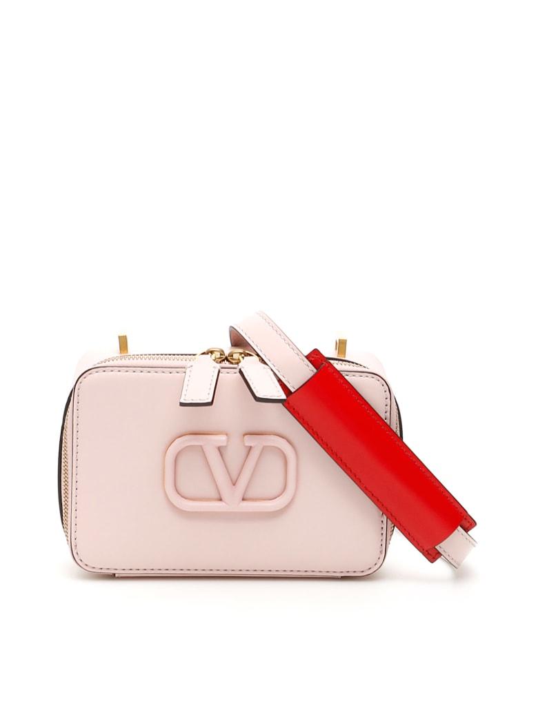 Valentino Garavani Vsling Camera Bag - ROSE QUARTZ (Pink)
