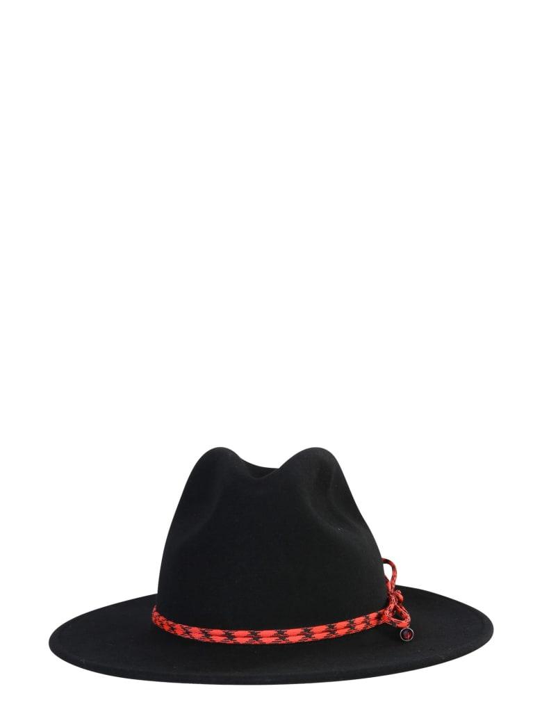 Paul Smith Wide-brimmed Hat - NERO