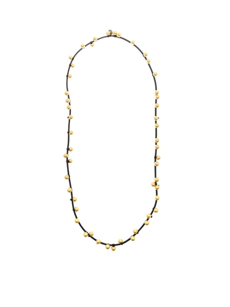 Maria Calderara - Necklace - Gold