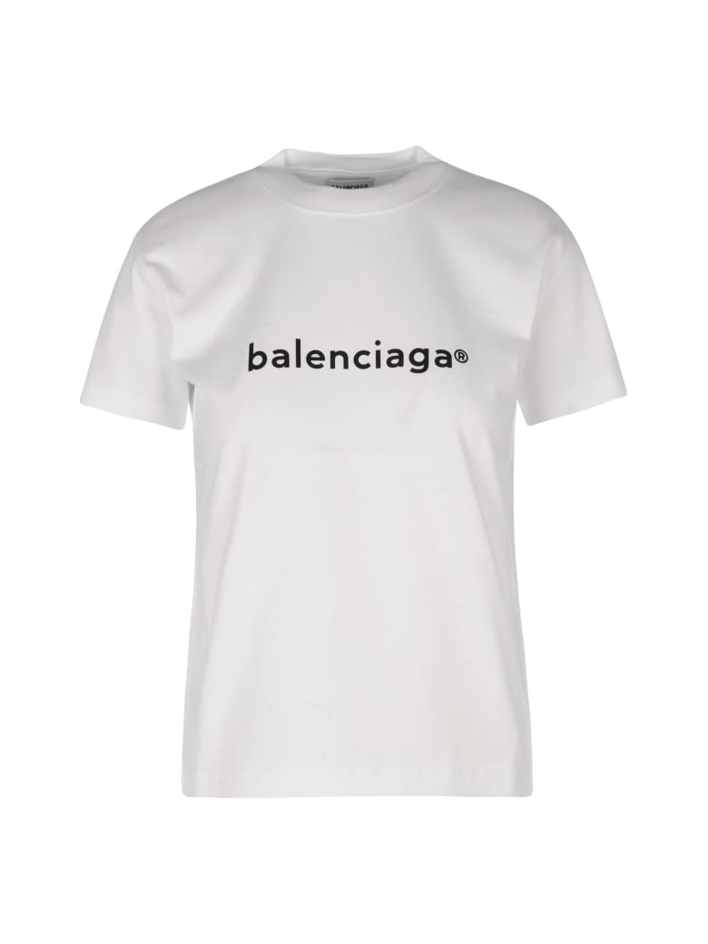Balenciaga Small Fit - Bianco