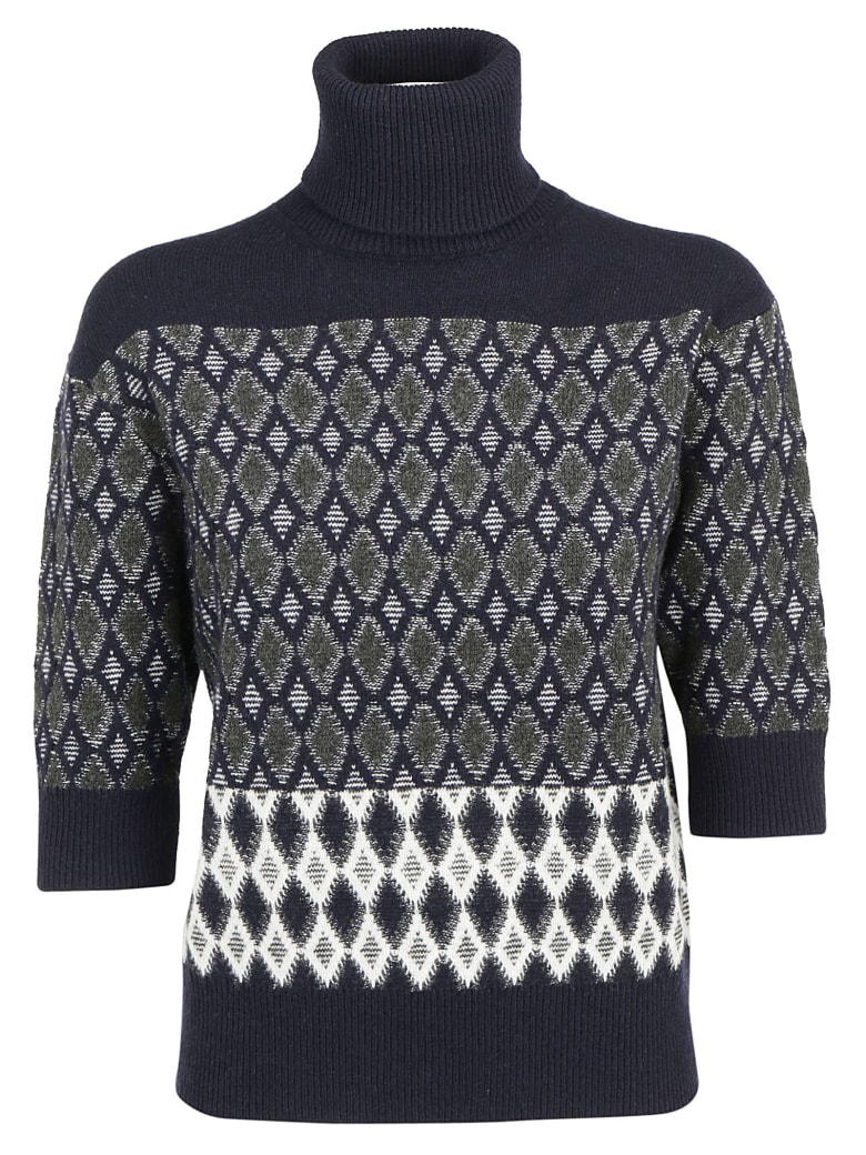 Chloé Turtleneck Sweater - Obscur navy
