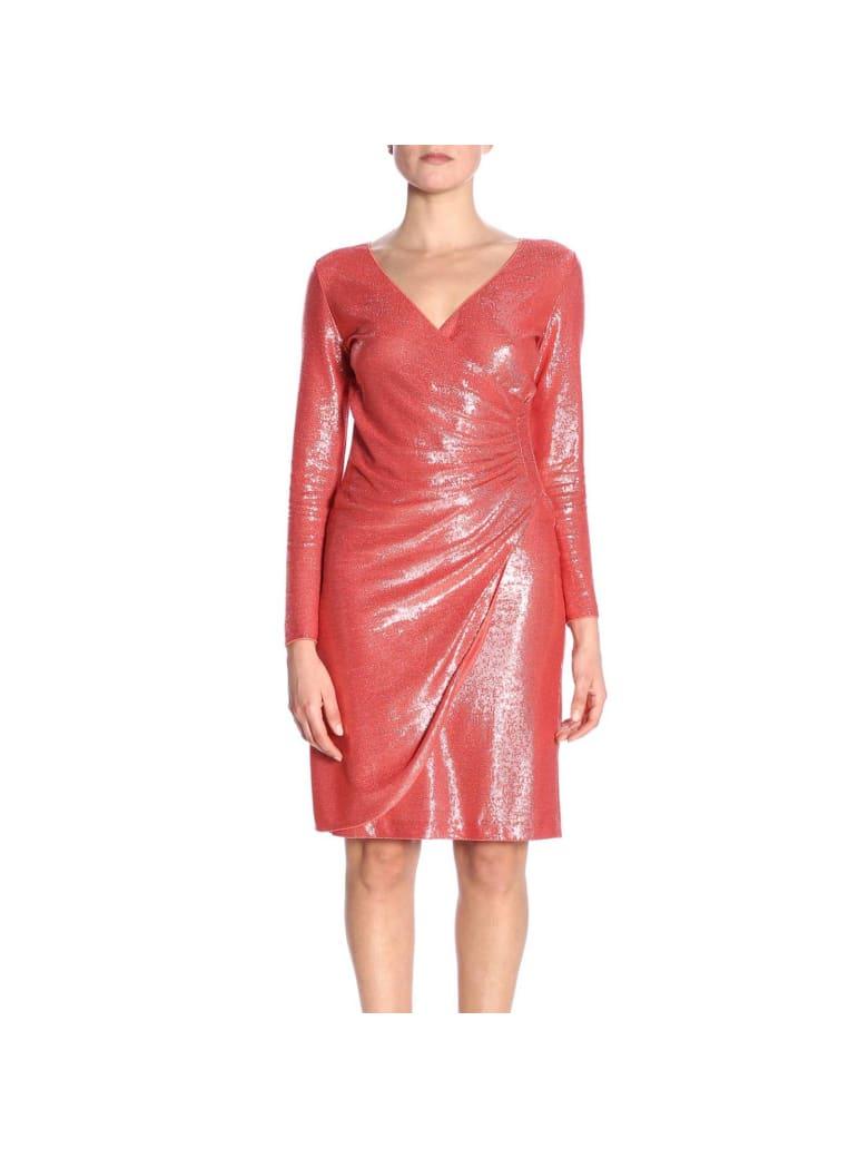 Emporio Armani Dress Dress Women Emporio Armani - geranium