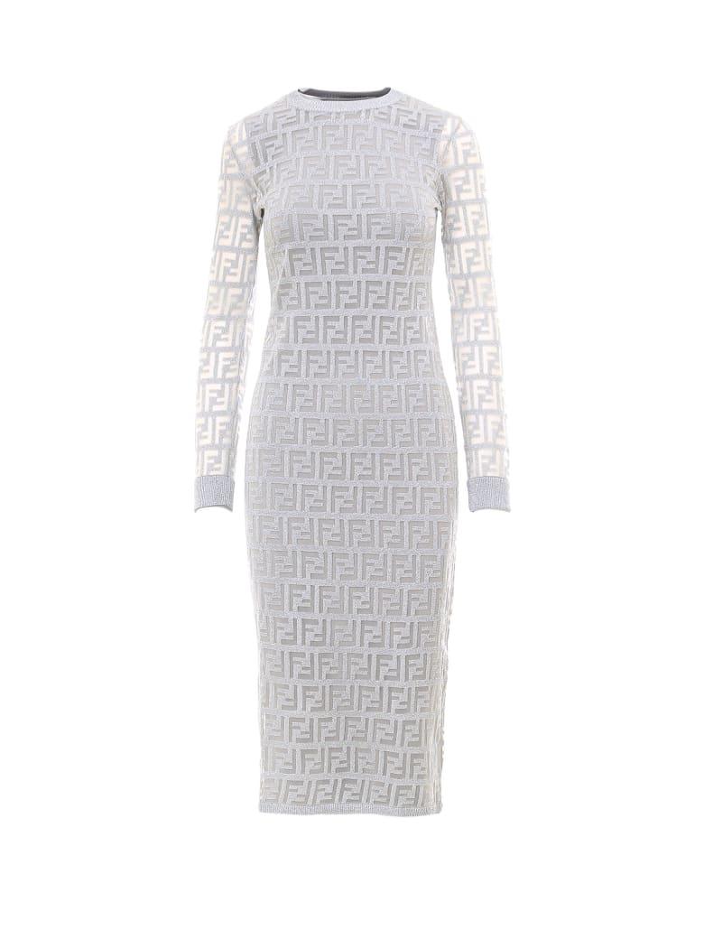 Fendi Dress - Silver