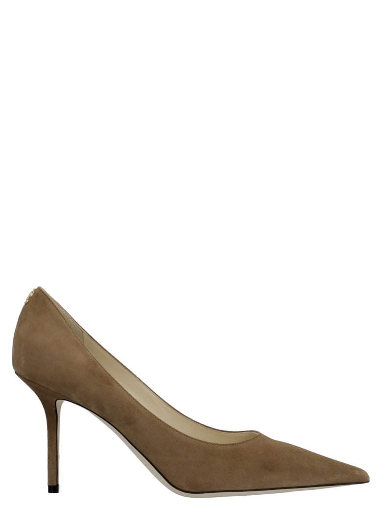 Jimmy Choo 'love' Shoes - Beige