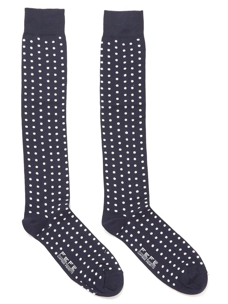 Fefè Socks - Black&White