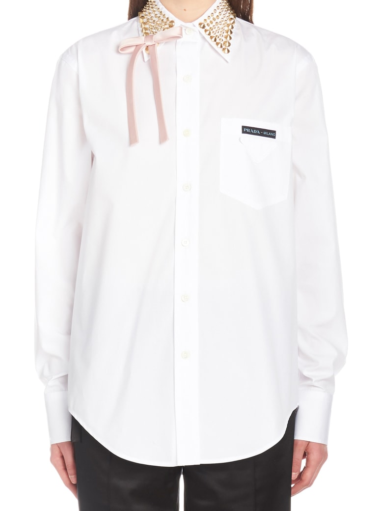 Prada Shirt - White