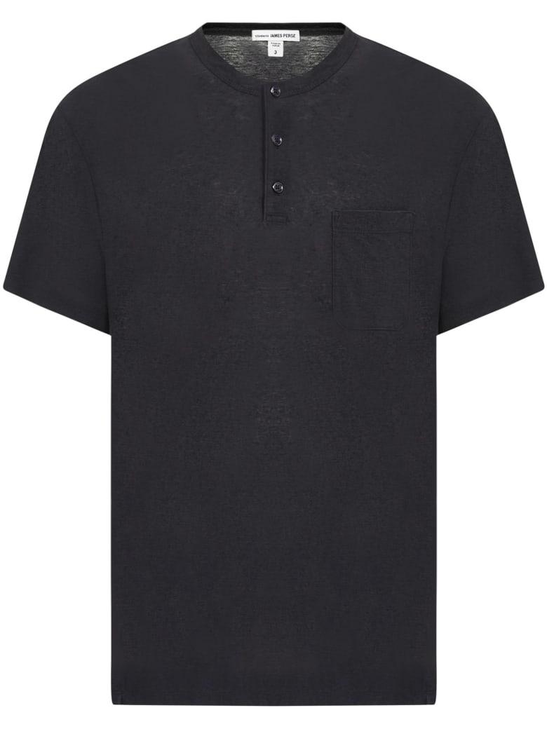 James Perse T-shirt - Dark blue