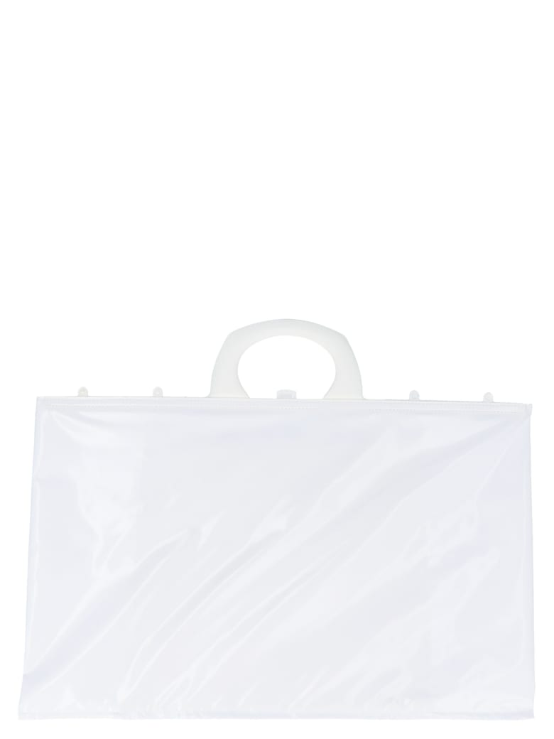MM6 Maison Margiela Bag - White