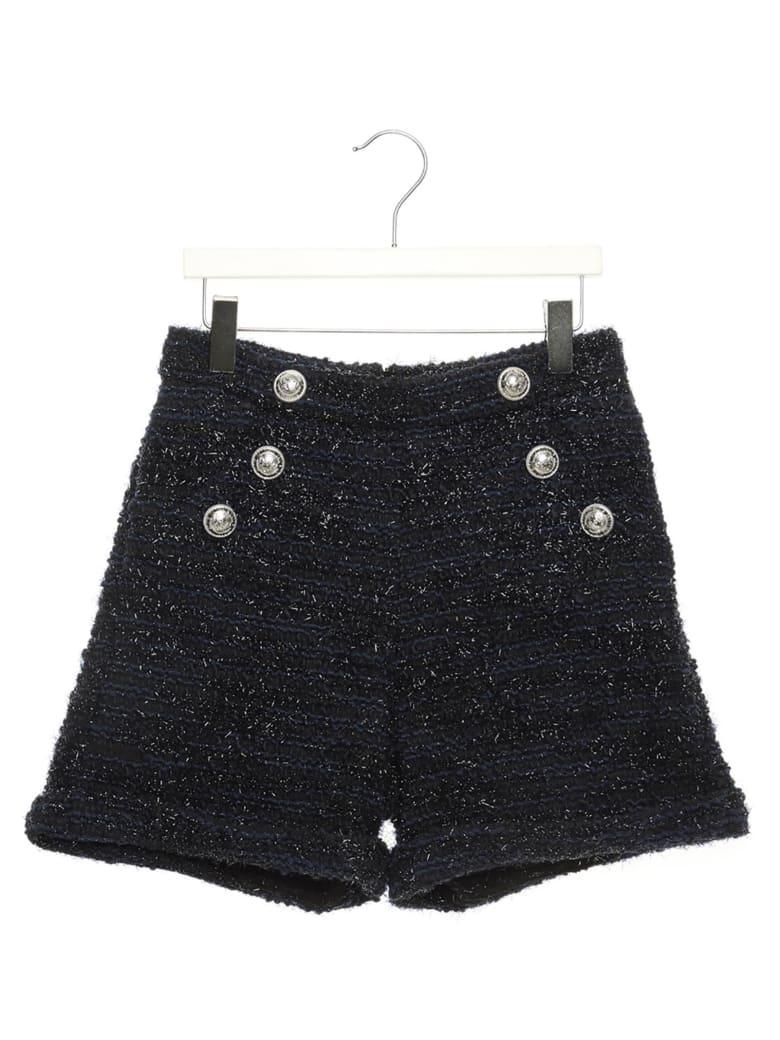 Balmain Shorts - Blue