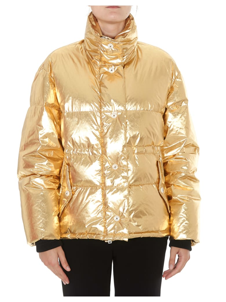 Golden Goose Yuri Down Jacket - Gold