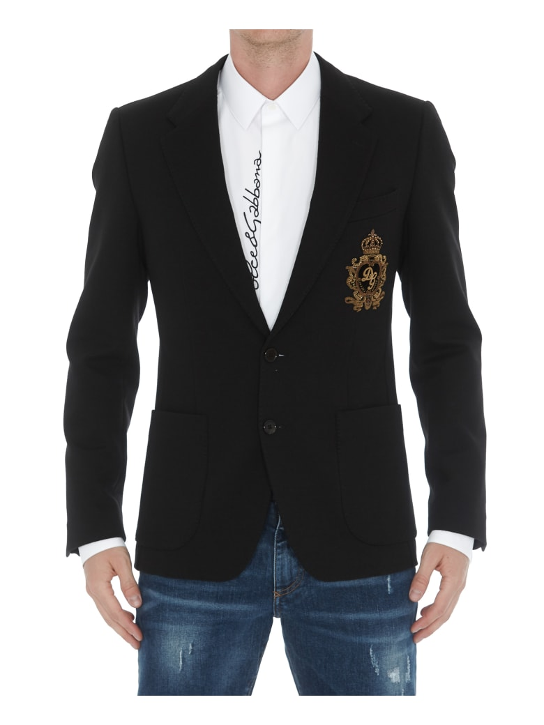 Dolce & Gabbana Blazer - Black