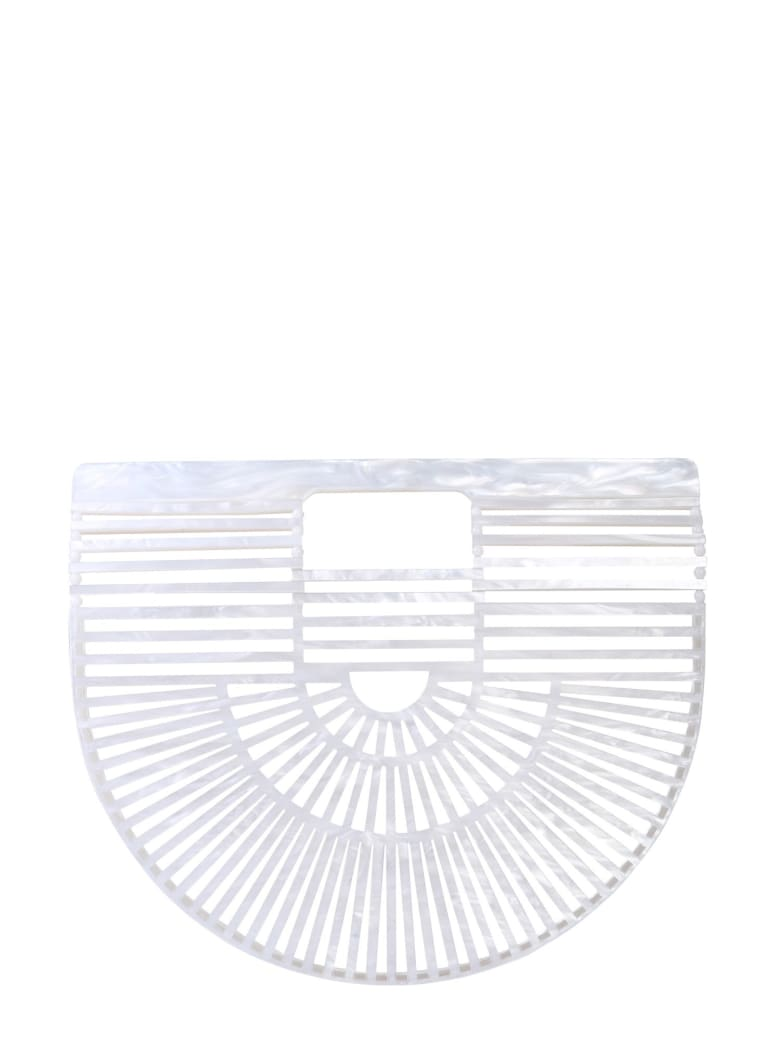 Cult Gaia Small Gaia's Ark Bag - BIANCO
