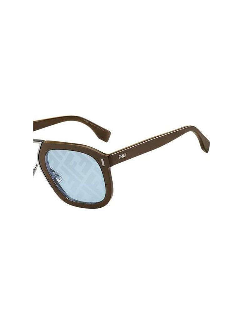 Fendi FF M0105/S Sunglasses - R Brown