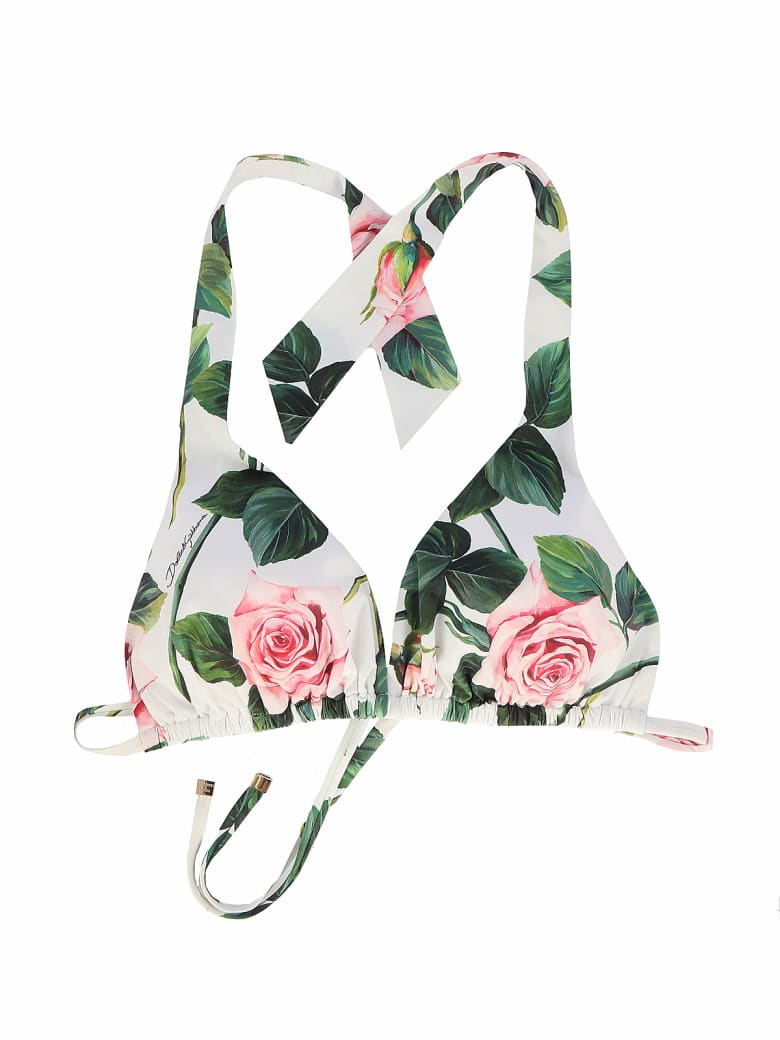 Dolce & Gabbana Padded Bra - C Rose Milk