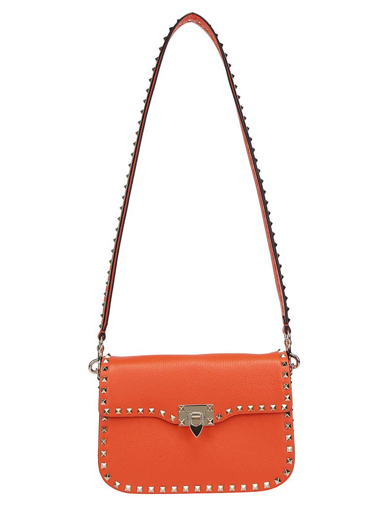 Valentino Garavani Shoulder Bag - Goldfish