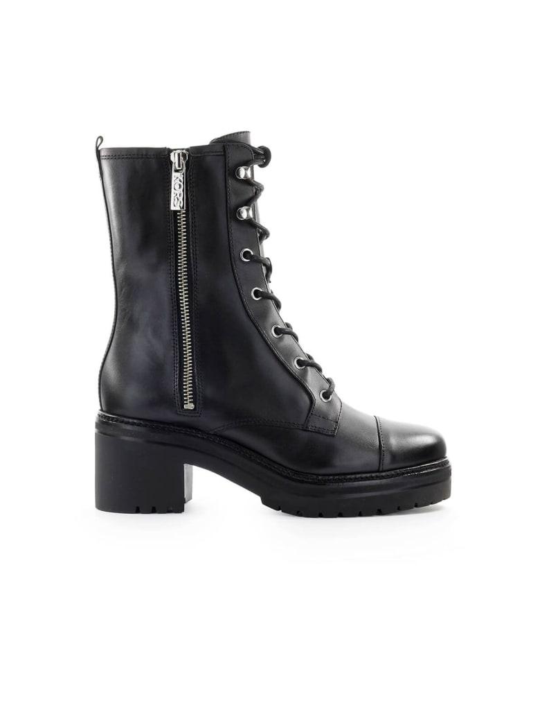 michael-kors-anaka-black-leather-combat-boot by michael-kors