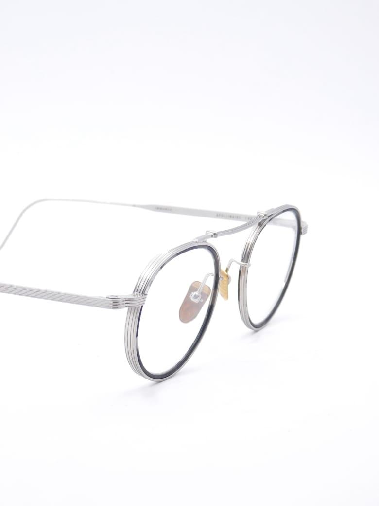 Jacques Marie Mage APOLLINAIRE, ANTIQUE Eyewear - Matte Havana